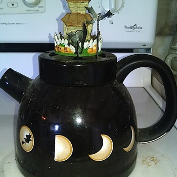 My motion witch tea kettle.