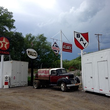Fuel Delivery - Petroliana