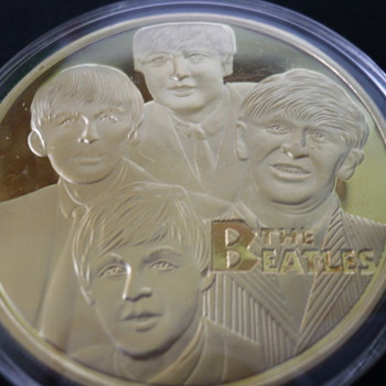 Beatles Coin - Music