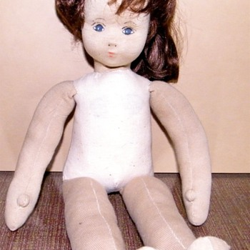 Beautiful German looking doll.  Possibly Antique Ges Gesch German?