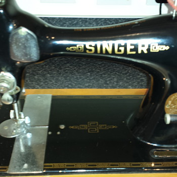 1901 singer sewing machine in good condition.value? - Sewing