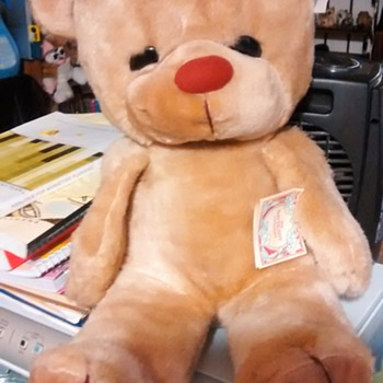Please help me find out more on my bear - Dolls
