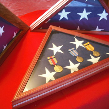 Memorial Flags - Military and Wartime