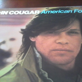 "John Cougar ""American Fool"" - Records"