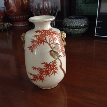 What is this? Little urn? - Asian
