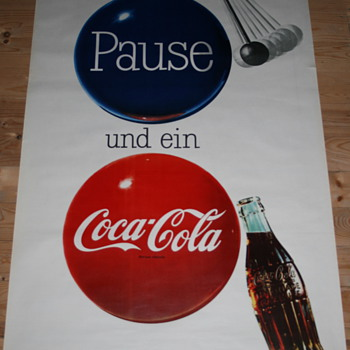 End 50th Switzerland - Coca-Cola