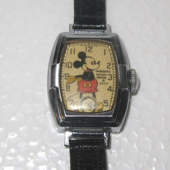 1938 Ingersoll Mickey - Wristwatches
