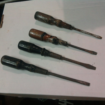 MORE WOOD HANDLES - Tools and Hardware