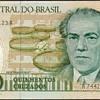Brazil - (500) Cruzados Bank Note