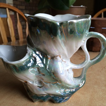Scuttle Mug - Art Pottery