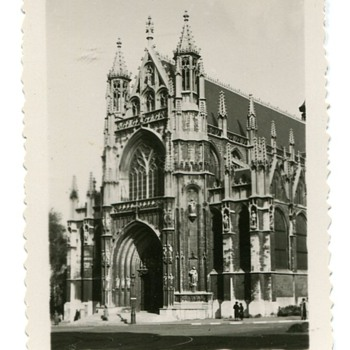 Vintage Brussels Photographs