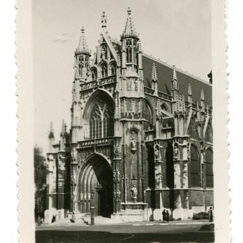 Vintage Brussels Photographs - Photographs
