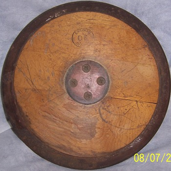 Barn find Discus.
