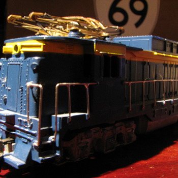 Athearn rectifier / Lionel - Model Trains