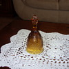 tiara indiana glass bell