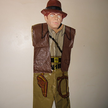 1981 Indiana Jones Ben Cooper Halloween Costume - Movies
