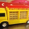 Mystery '70's plastic Coca Cola friction truck!