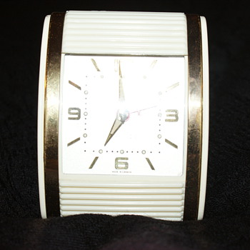 Westclox Vintage Travel Alarm Clock