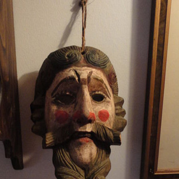 Guatemala Mask