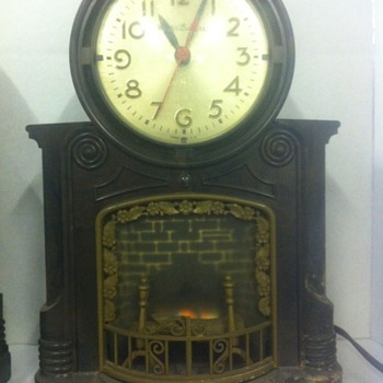 MasterCrafters Model 272 Fireplace - Clocks