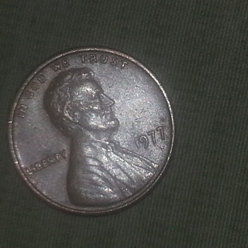 Rare cent - US Coins