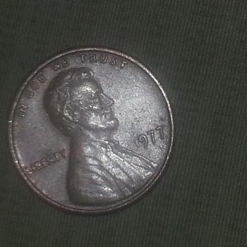 Rare cent