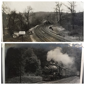 Old Railroad Photographs