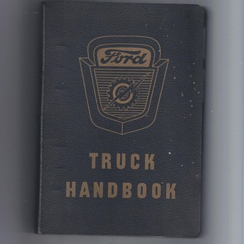 FORD ECONOMY TRUCKS  COMPLETELY NEW FOR '53