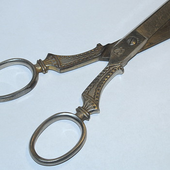 Antique Scissors - Sewing