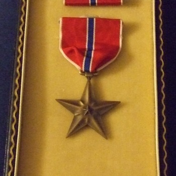 WW2 Bronze Star Medal for TN veteran - Military and Wartime