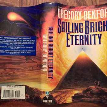 Sailing Bright Eternity by Gregory Benford