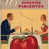 "1934 - ""Sunshine Pimientos"" Recipes Booklet"