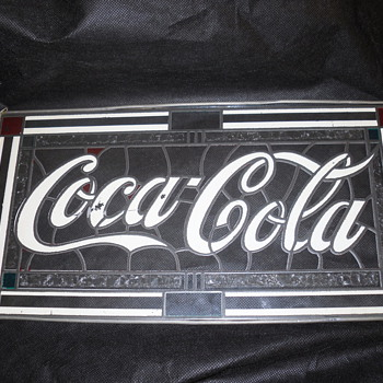 Auction Find Coke Sign - Coca-Cola