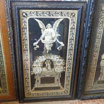 Antique Death Memorial #1 - Paper