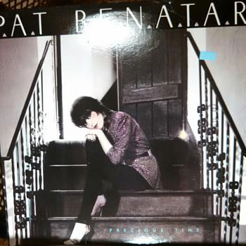 """1981 Pat Benatar """"Precious Time"""" Album - Records"""