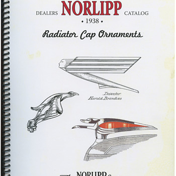 NORLIPP Dealers Catalog 1938 - Books
