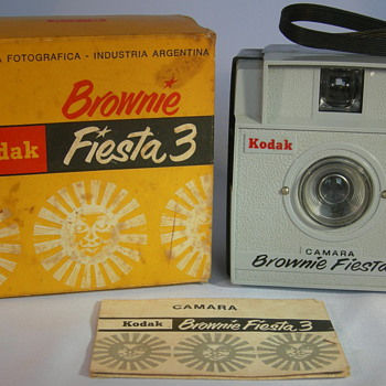 Brownie Fiesta 3 - Cameras