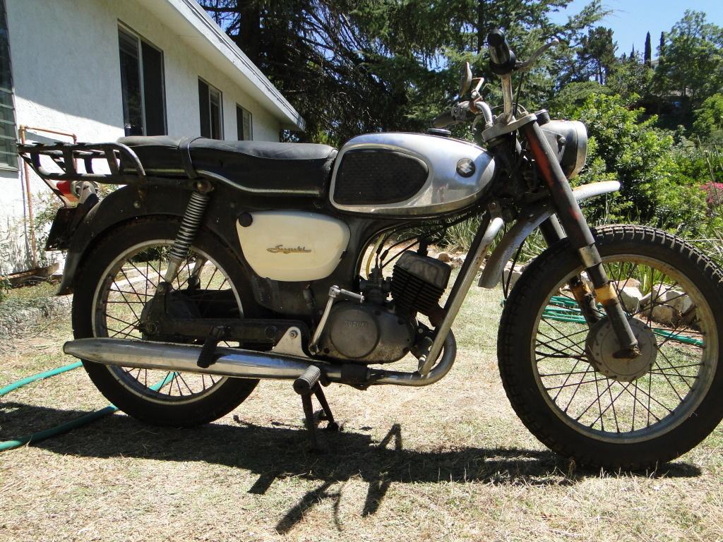 1966 Suzuki K10 80cc Motorcycle Collectors Weekly