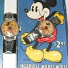 1935-37 Mickey Mouse wristwatch