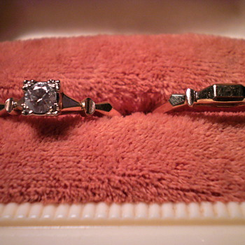 Vintage wedding rings... Part II - Fine Jewelry