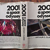 2001 a space odyssey book