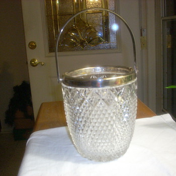 Ice Bucket (Crystal)