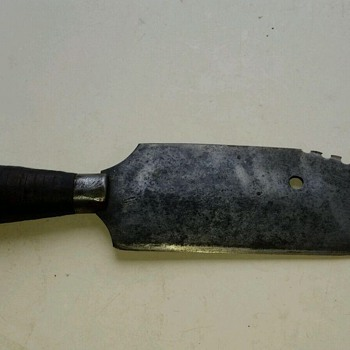 Antique Fixed Blade Surgeon Knife??? - Tools and Hardware