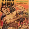 "1957 - ""True Men Stories"" Pulp Magazine"