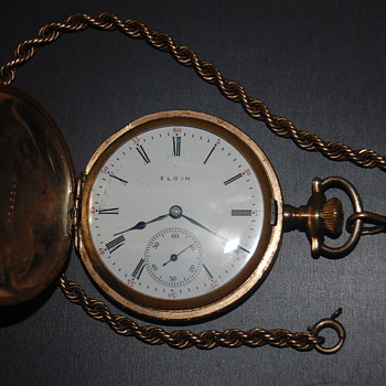 Elgin Pocket Watch (7725229)