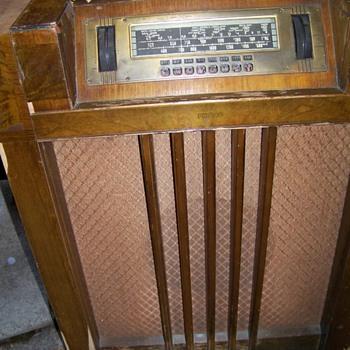old philco radios