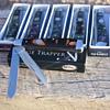 3 EXTRA 'RITE EDGE' TRAPPER POCKET KNIVES FOUND IN A SMALL CARDBOARD BOX!