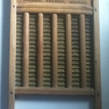 Vintage Washboard - Tools and Hardware