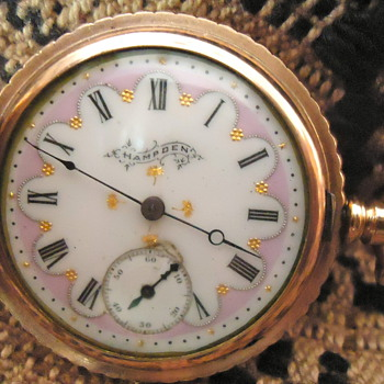 Hampden Pocket Watch (1896-97)