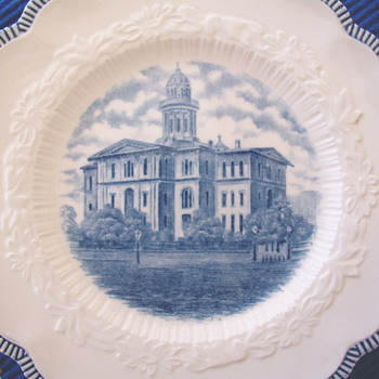 Johnson Brothers Dessert plate